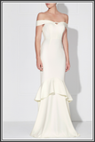 Rosetta Gown - Ivory