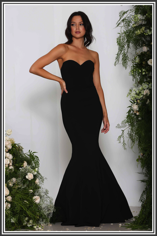 Mina Gown - Prom Dress