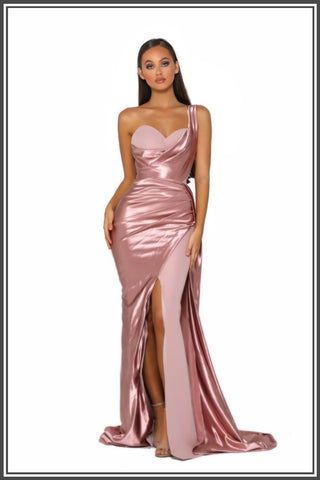 Camille Gown - Blush