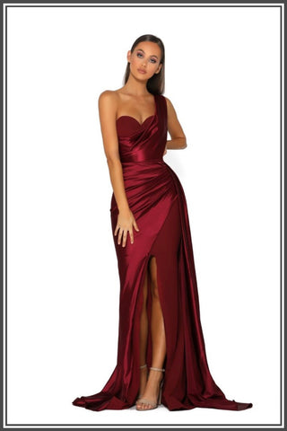 Camille Gown - Red
