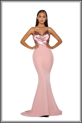 Samantha Gown - Blush