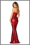 Spellbound Gown - Red