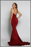 Samyra Gown - Wine