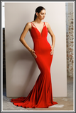 Samyra Gown - Red