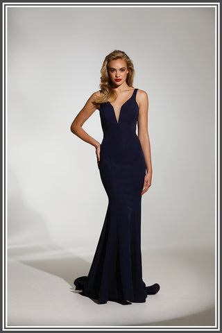 Danu Gown - Navy