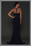 Wyatt Gown - Navy