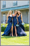 Portia and Scarlett Camille Gown - Navy