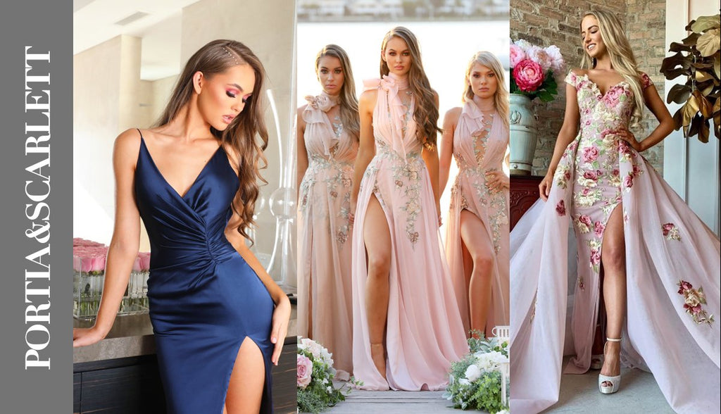Portia and Scarlett occasion wear for Prom