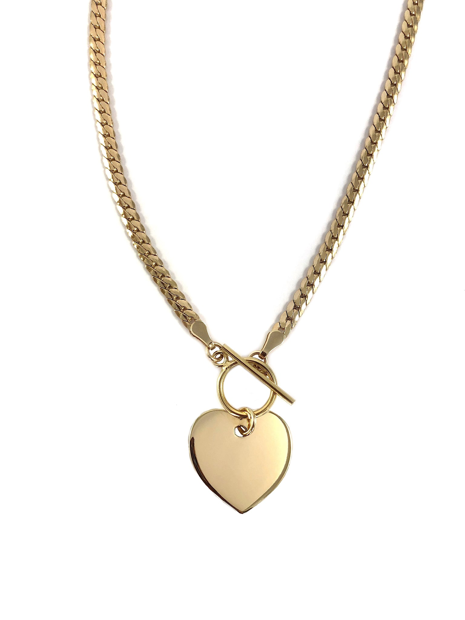 Collier Mona gold