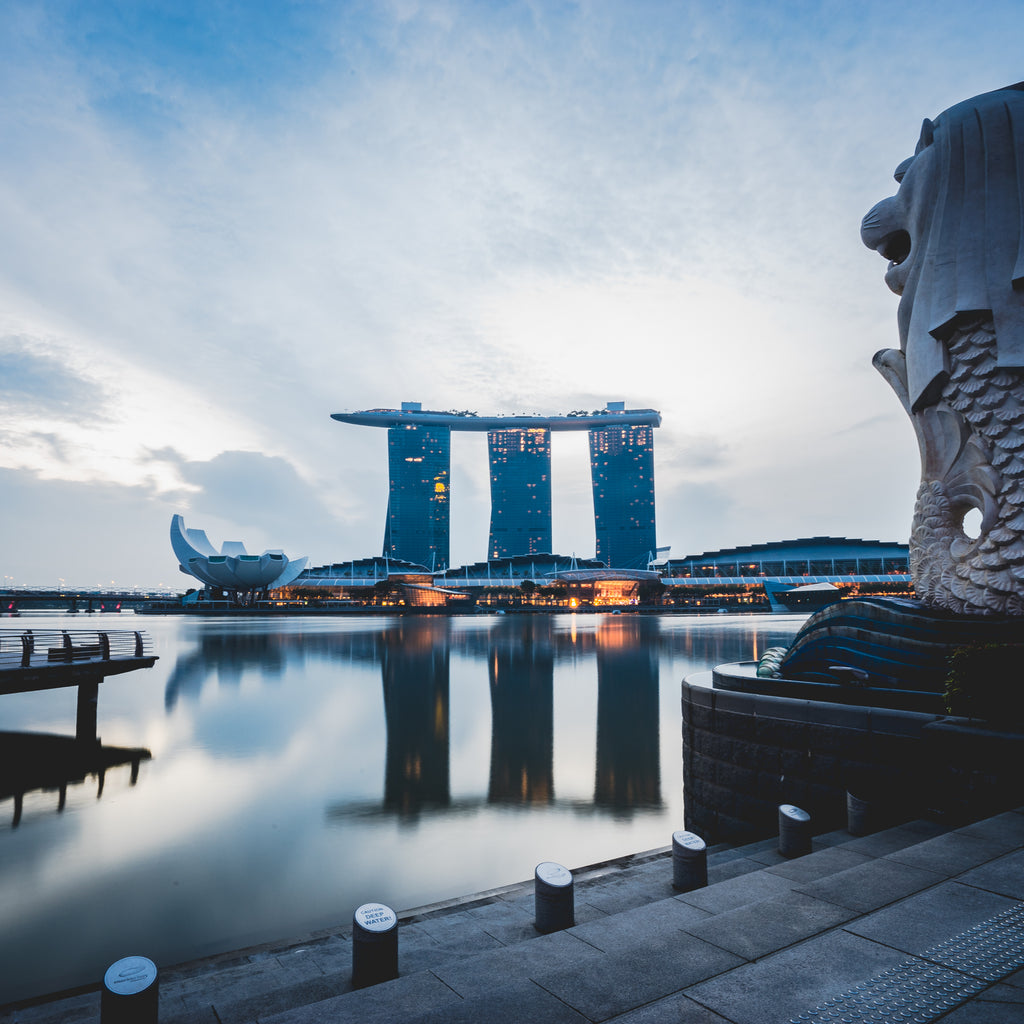 Top 10 things to do in Singapore!