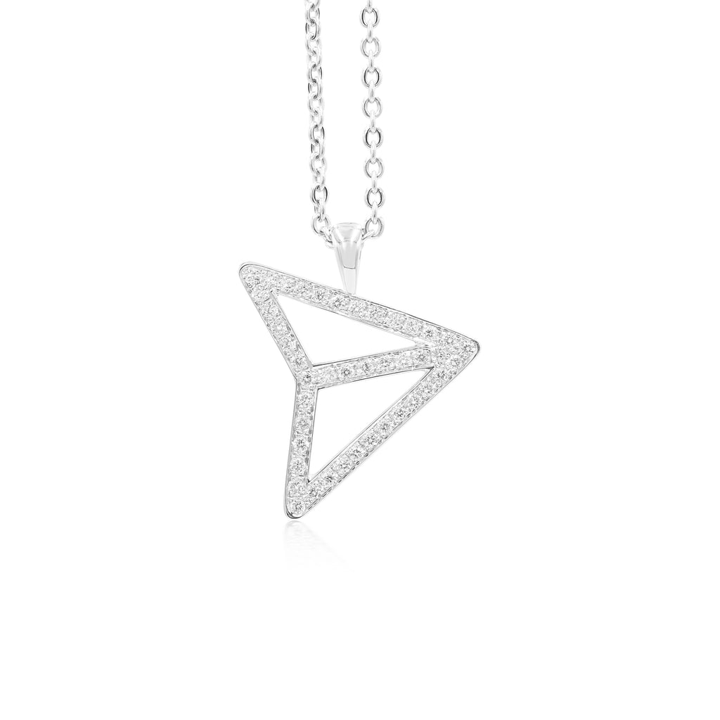 DM Diamond Pendant