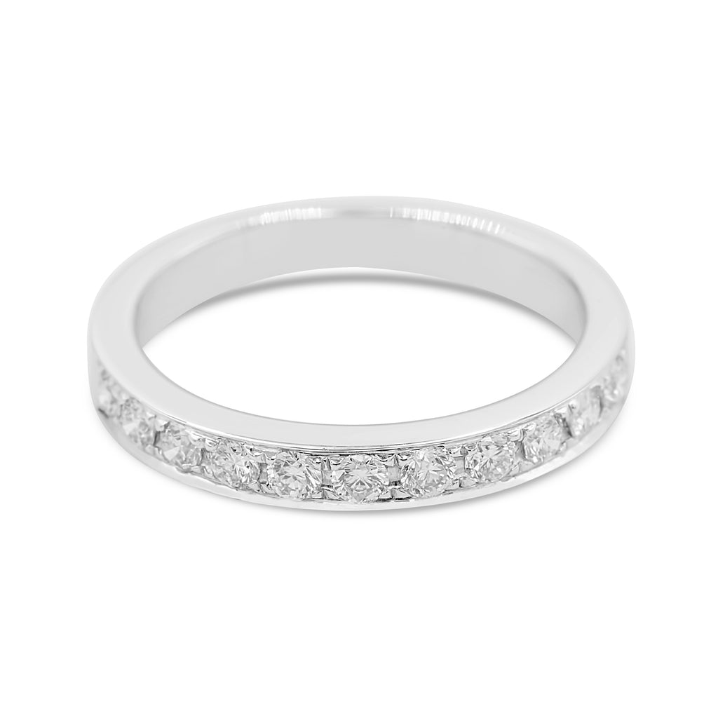 Maia Eleven Stone Diamond Ring