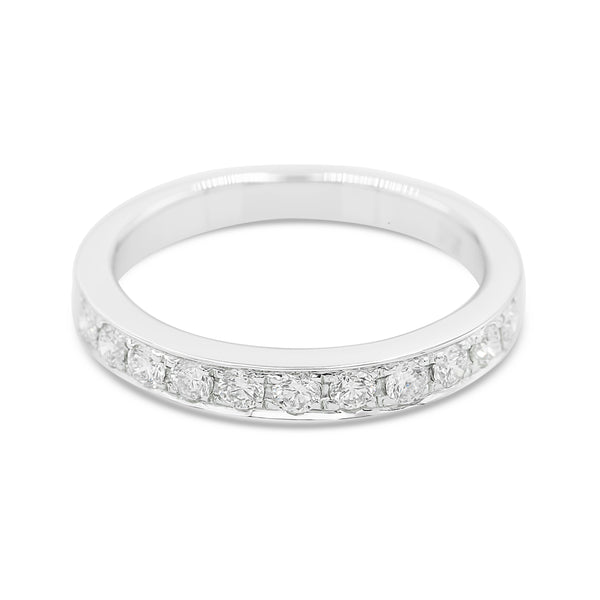 Zara Eleven Stone Diamond Ring