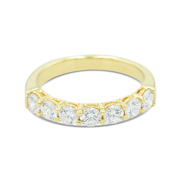 Aria Seven Stone Diamond Ring