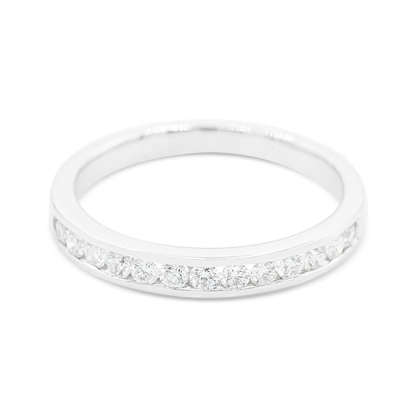 Ada Thirteen Stone Diamond Ring