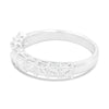 Ella Nine Stone Diamond Ring (White Gold)