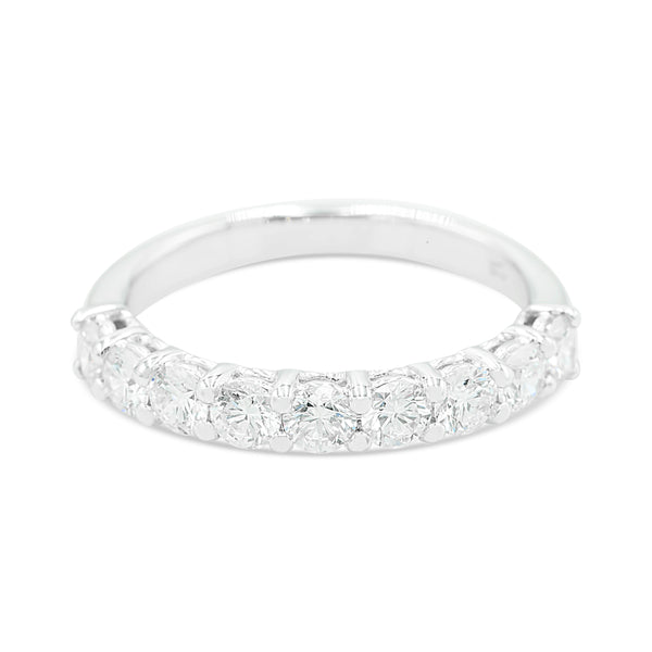 Lyla Nine Stone Diamond Ring