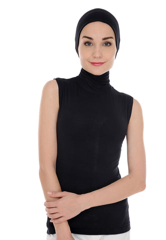 T-Jab™, Sleeveless, Black