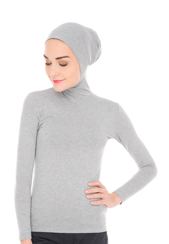 T-Jab, Long Sleeve, Grey