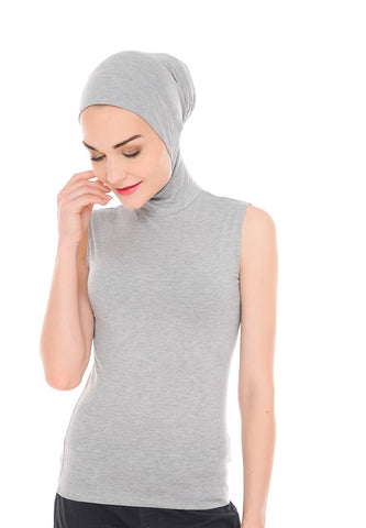 T-Jab™, Sleeveless, Grey