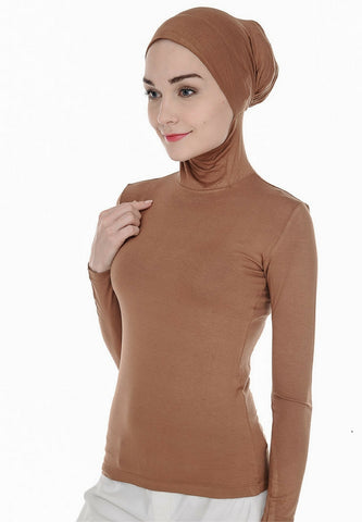 T-Jab™, Long Sleeve, Brown