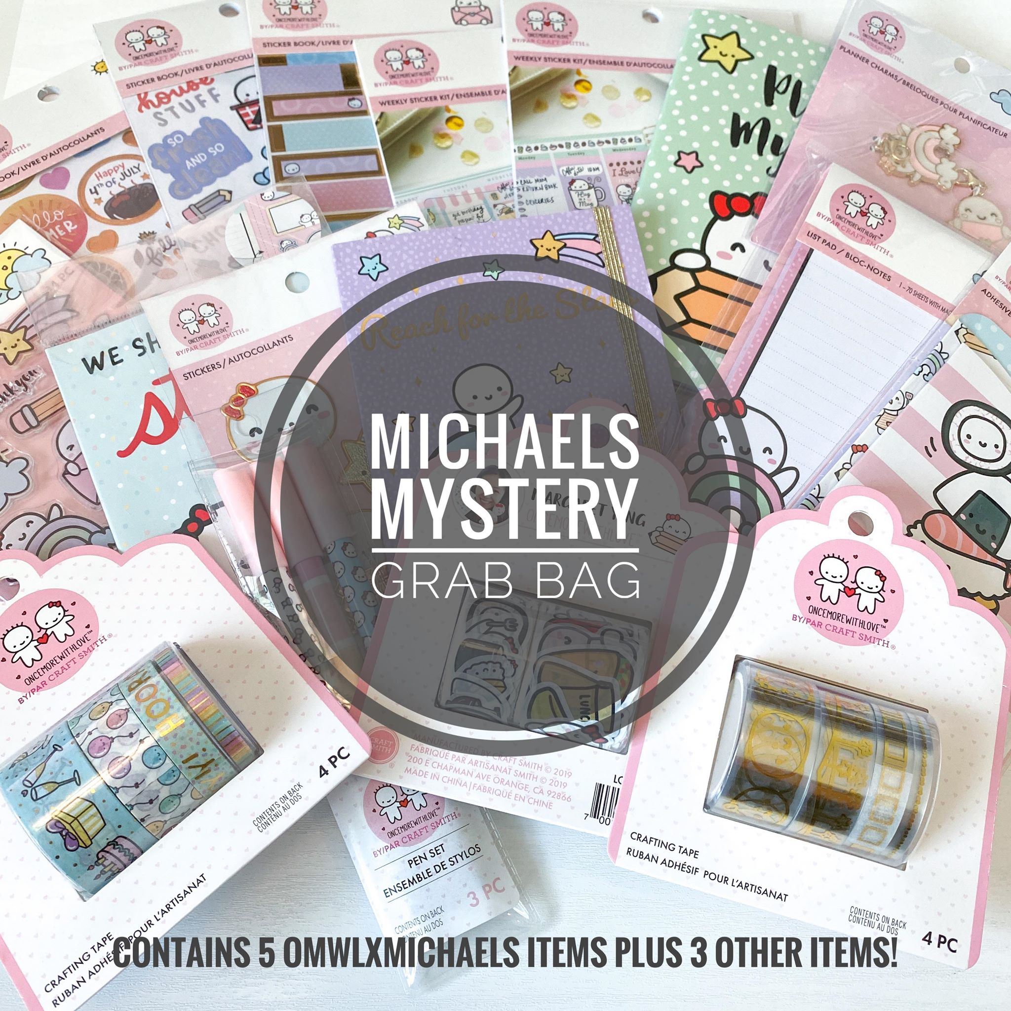 MICHAELS Mystery Grab Bag