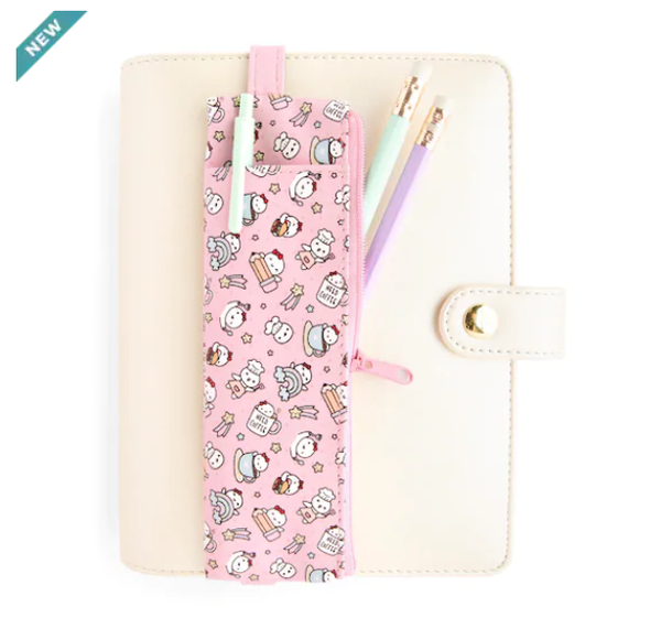MICHAELS // Doodle Pen Pouch With Elastic Band