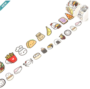 MICHAELS // Food Theme Flake Washi Tape
