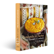Load image into Gallery viewer, Book Lombarda in Cucina, The flavours of Lombardy, Simebooks