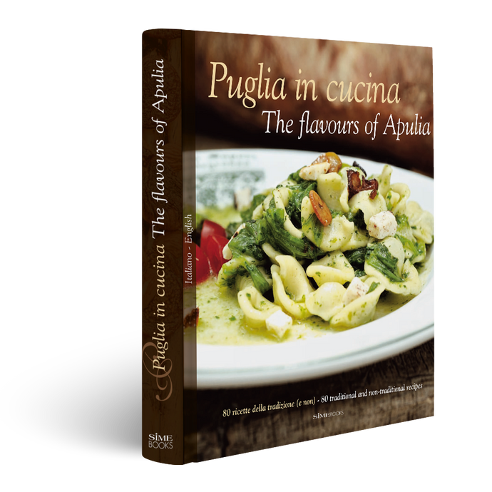 Book, Puglia in Cucina - The flavours of Apulia, Simebooks