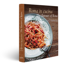 Load image into Gallery viewer, Book, Roma in cucina - The flavours of Rome, Simebooks