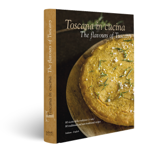 Book, Toscana in Cucina - The flavours of Tuscany, Simebooks
