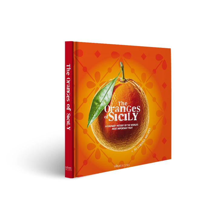 Book, The Oranges of Sicily, Simebooks