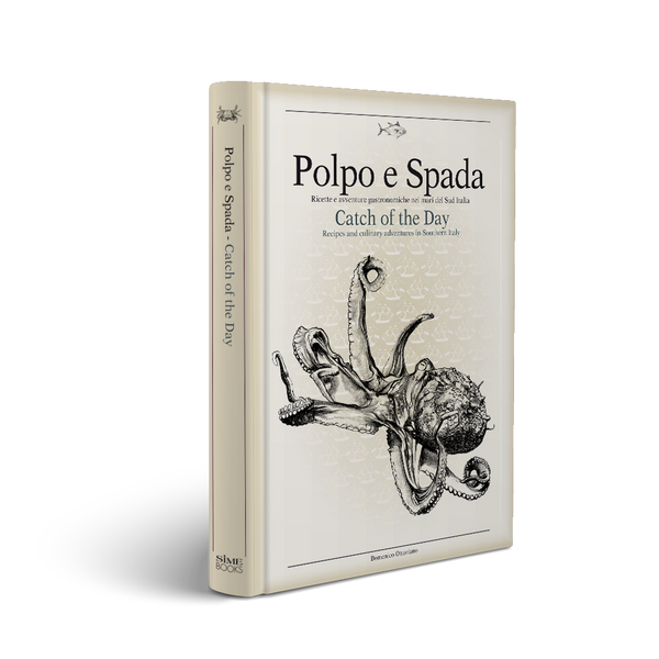 Book, Polpo e Spada - Catch of the Day, Simebooks