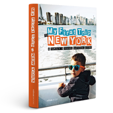 Load image into Gallery viewer, Book, My First Trip To New York, Simebooks