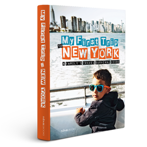 Book, My First Trip To New York, Simebooks