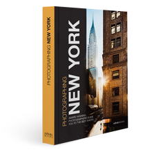 Load image into Gallery viewer, Book, Photographing New York, Simebooks