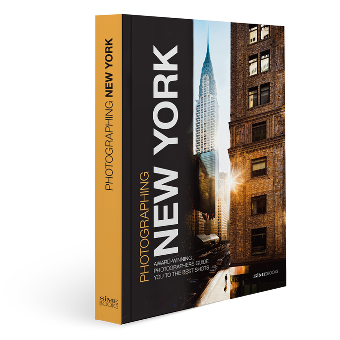 Book, Photographing New York, Simebooks