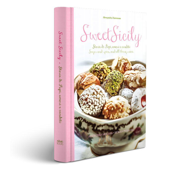 Book, Sweet Sicily, Simebooks