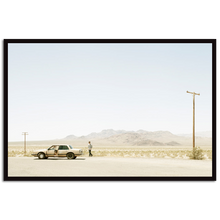 Load image into Gallery viewer, Car parked on Route 66