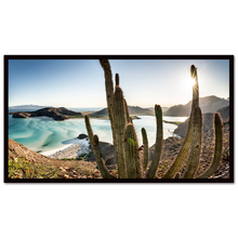 Load image into Gallery viewer, In the morning on Balandra beach