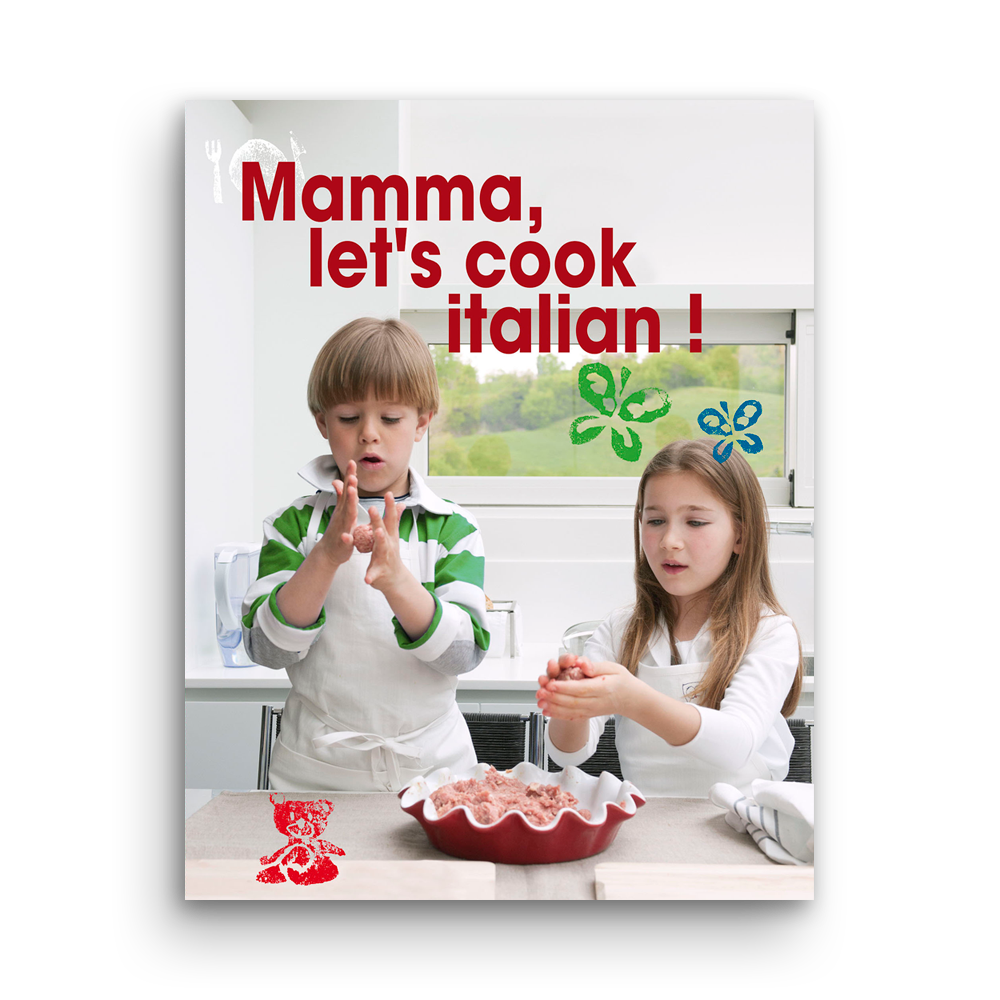 Mamma, let's cook!