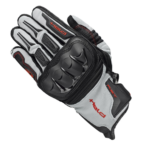 Held Sambia Adventure Glove Black/White/Red (002163-009)