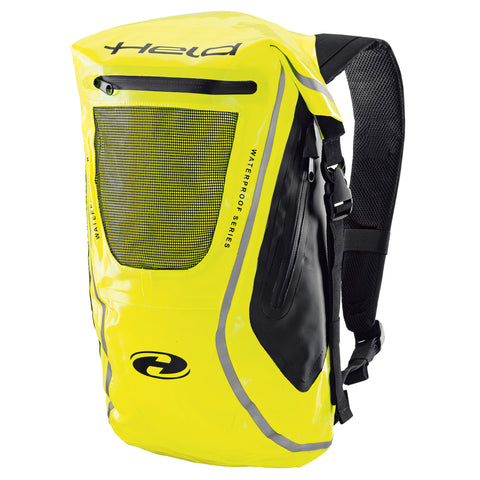 Held Zaino Touring Backpack Waterproof - Hi-Viz (4333-00-058)