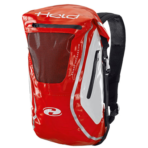 Held Zaino Touring Backpack Waterproof - Red (004333-014)