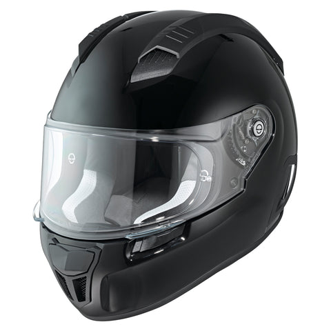 Held by Schuberth H-SR2 Race Full Face Helmet Matt Black (007823-00/016)