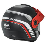 Held by Schuberth H-E1 Adventure Flip -Up Helmet Black Anthracite (007855-00/140-M)