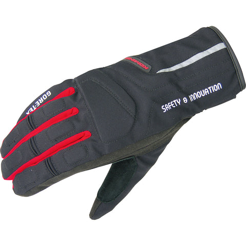 Komine GTX Rain Anima Goretex Motorcycle Gloves (GK-128)