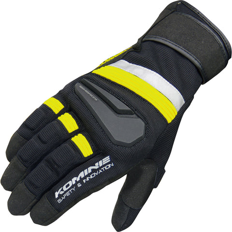Komine Superfit Rain Acropolis Motorcycle Gloves (GK-145)
