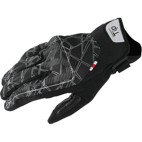 Komine CE Motorcycle Glove Crush-Black (GK-225)